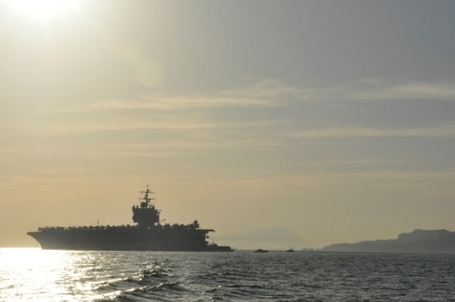USS Enterprise makes final port stop in Naples, Italy | www roundup | Scoop.it