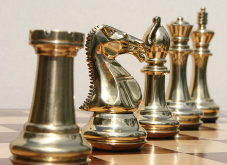 British Chess Problem Society | Abstract Board Games | Scoop.it