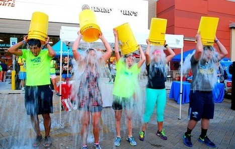 5 Social-Media Marketing Lessons From the ALS Ice Bucket Challenge | web marketing | Scoop.it