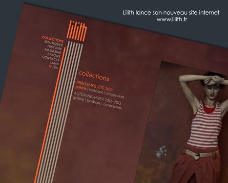 LILITH : une marque française de prêt-à-porter féminin haut de gamme créée à Nancy en 1987   blablatricot   Scoop.it