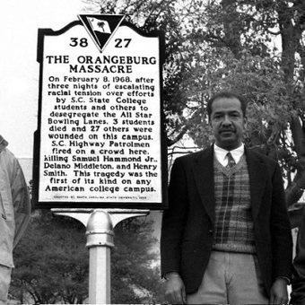 Scarred Justice: The Orangeburg Massacre 1968 | Community Village World History | Scoop.it