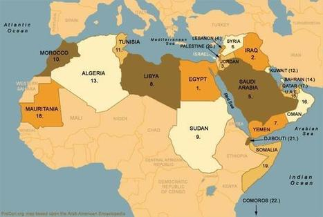 Diferencia entre árabe, musulmán, islámico e islamista. - Traducinando | Saif al Islam | Scoop.it