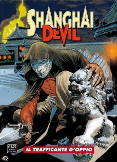 Shanghai Devil - Anteprima   uBC Fumetti   DailyComics   Scoop.it