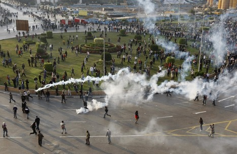 Protests Rock Egypt   Coveting Freedom   Scoop.it
