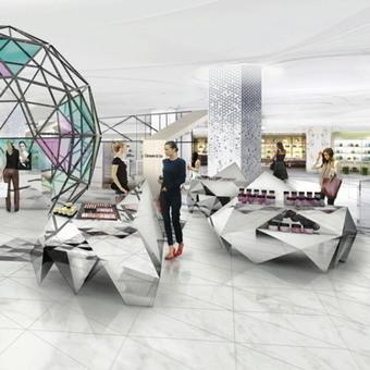 Groupe Chalhoub, Un nouveau concept store à Abou Dhabi | Retail Concept & Digital | Scoop.it