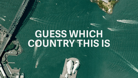 Can you name these countries using only satellite photos? | Geography in the classroom | Scoop.it