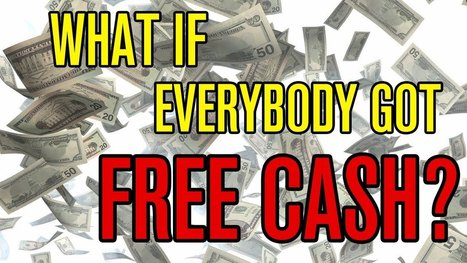 ▶ What if everybody got free cash? Myths and facts about Unconditional Basic Income - YouTube | Peer2Politics | Scoop.it