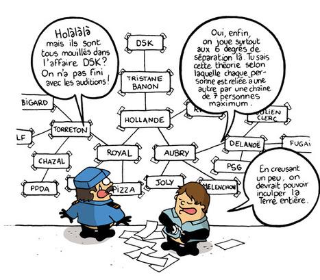 Affaire DSK : l'enquête se poursuit | Baie d'humour | Scoop.it