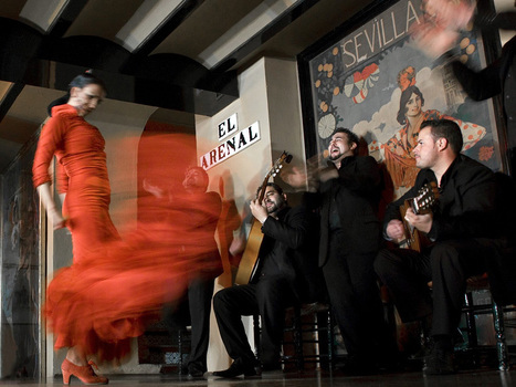 Flamenco Picture – Spain Photo – National Geographic Photo of the Day   Movin' Ahead   Scoop.it