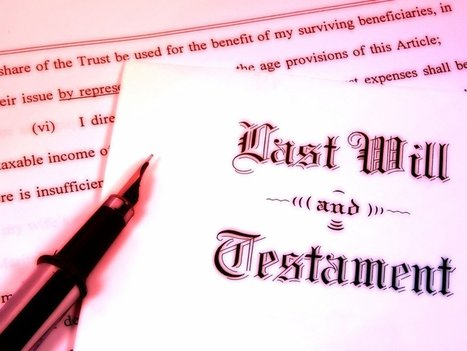 Tips to Contest a Will | Law | Scoop.it