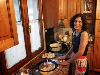 Come Fare i Chapati, Pane Indiano Senza Lievito [Video] | Alimentazione Naturale, EcoRicette Veg e Vegan | Scoop.it