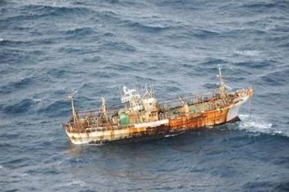 Un chalutier japonais retrouvé un an après le tsunami | Japan Tsunami | Scoop.it