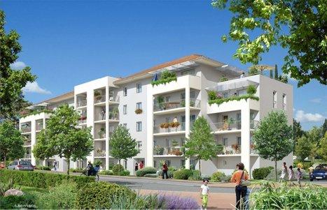 Nouveau programme immobilier neuf ESTRELLA à Bayonne - 64100 | L'immobilier neuf sur Bayonne | Scoop.it