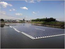 Une centrale photovoltaïque flottante au pays du Soleil levant - Batiactu | Vous avez dit Innovation ? | Scoop.it