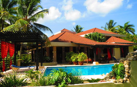 M-051 Superb luxury villa with excellent rental potential - Cabarete Real Estate Dominican Republic Real Estate Properties - Luxury Caribbean Villas and Beachfront Properties | Dominican Republic Real Estate | Scoop.it