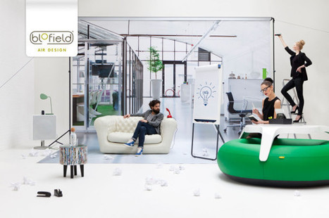 Blofield Air Design: Inflatable Outdoor Furniture | modern patio furniture | Scoop.it