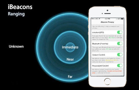 The Internet of iThings: Apple's iBeacon Is Already In Almost 200 Million ... - Forbes   Internet of Things   Scoop.it