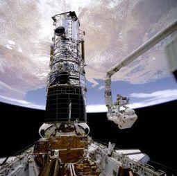 El 'Hubble', una ventana al cielo abierta hace 25 años | Biología de Cosas de Ciencias | Scoop.it
