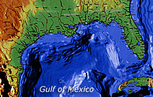 Science and the Sea - Mapping the Gulf | Sustainability & Us | Scoop.it