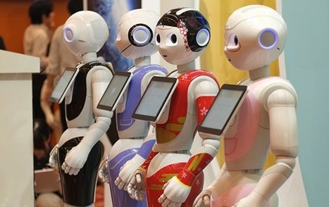 Le Japon organisera le premier sommet des robots en 2020 | Tech earthling | Scoop.it