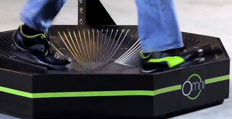 The Virtuix Omni Kickstarts on 4 June - One to watch for VR fans - IncGamers.com | Immersive Virtual Reality | Scoop.it
