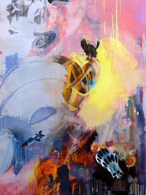 Paintings by Chloe Early | Art | Scoop.it