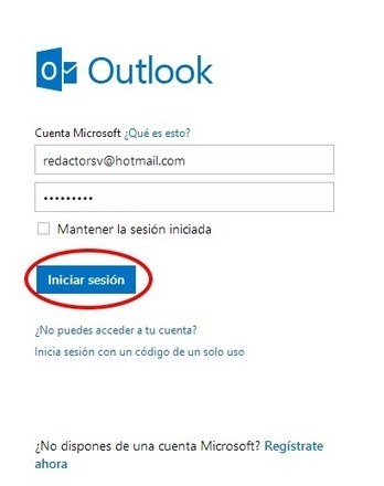 Iniciar Sesion en Outlook | crearcorreo.mx | Scoop.it