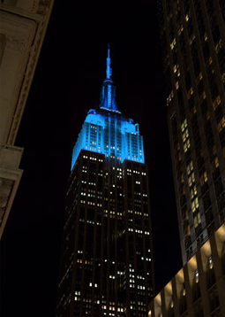 Empire State Building Honors Human Rights Watch | Human Rights Watch | Human Rights Issues: The Latest News | Scoop.it