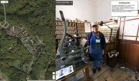 Embed your Photospheres in your blog/webpage   Blended Learning in Higher Ed   Scoop.it