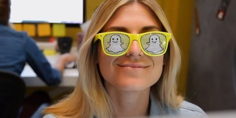 SNAPCHAT REPORT: Audience, Demographics, Brands' Early Marketing Efforts | Public Relations & Social Media Insight | Scoop.it