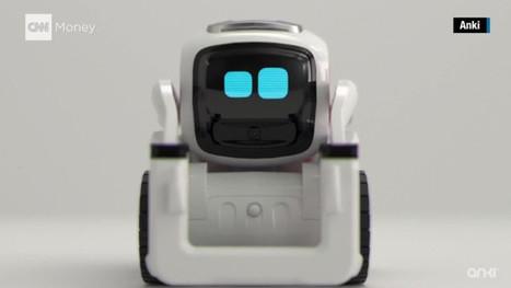 Cozmo, el robot que transmite emociones   Rob@tips   Scoop.it