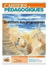 Questions aux programmes - La librairie des Cah...   Veille informationnelle à destination de la communauté éducative et des lycéens   Scoop.it