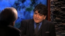 """Sherman Alexie on Mania, Bipolarity and Great Art 