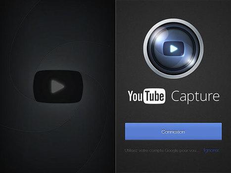 YouTube Capture : enregistrer des vidéos, et les partager | Time to Learn | Scoop.it