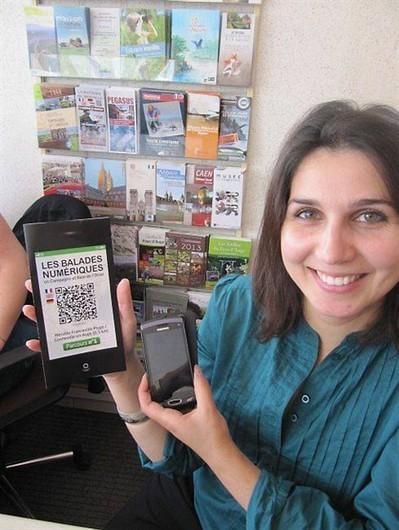 Une balade numérique avec témoignages locaux, vidéos et images en Pays d'Auge | Offices de tourisme du futur | Scoop.it