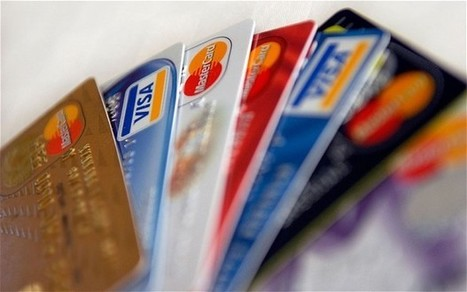 Man who created own credit card sues bank for not sticking to terms | Technoculture | Scoop.it