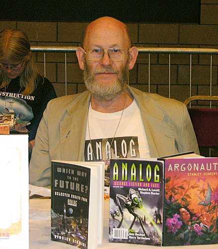 Stan Schmidt Retires from Analog   Science Fiction Future   Scoop.it