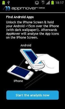 Trouver les applications Android équivalentes à celles de l'iPhone avec une simple photo | Teaching Foreign Languages | Scoop.it