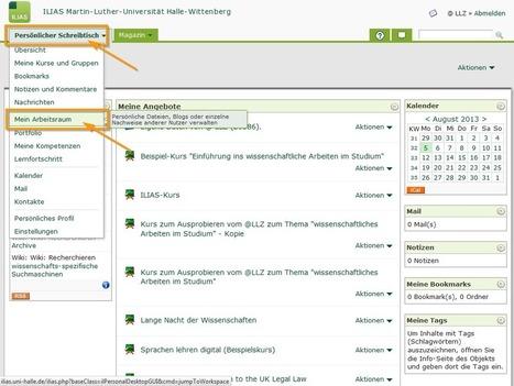 Blogs in ILIAS – eigene Inhalte schnell und einfach veröffentlichen | e-learning in higher education and beyond | Scoop.it
