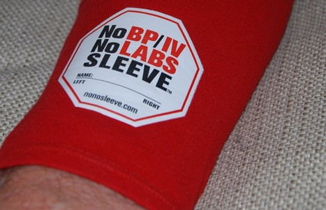 Nurses hope hospitals say yes to NoNo Sleeve to cut medical errors | Health Care | Scoop.it