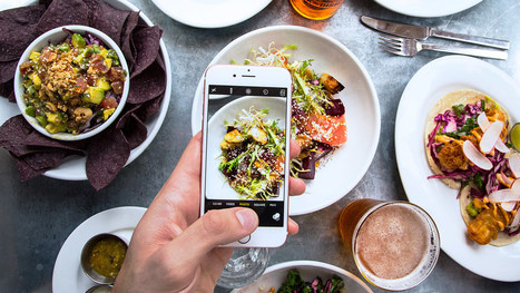 Instagram Is Weaving Its Way into Restaurant Design | SocialMediaRestaurants.com | Scoop.it