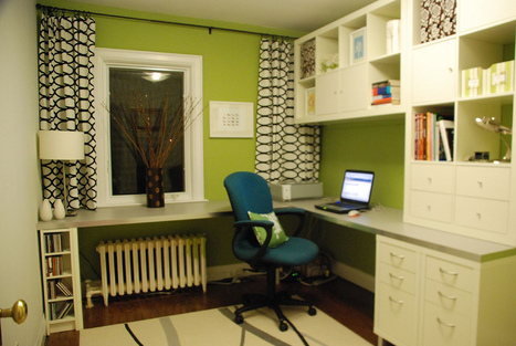 Self Employed Writer: Home Office 101 – Tips For Organization and ... | Organized Office | Scoop.it