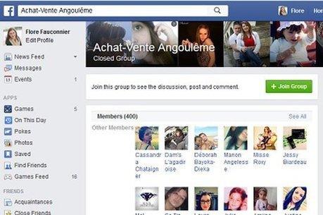 Facebook va concurrencer eBay et LeBonCoin sur les petites annonces I Flore Fauconnier | INFORMATIQUE 2015 | Scoop.it