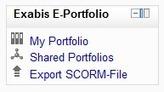 Review of the Exabis E-Portfolio for Moodle 2 | Mahara ePortfolio | Scoop.it