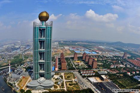 El pueblo 'más rico' de China lleva el turismo a los cielos | Noticias Turismo de Rocío | Scoop.it