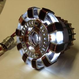 YAARR (Yet Another Arc Reactor Replica) | Hardware Hackery Hootenanny | Scoop.it