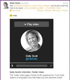 Twitter Video | How to Create Your Twitter Video | AskDotty | Social Media for Small Business Owners | Scoop.it