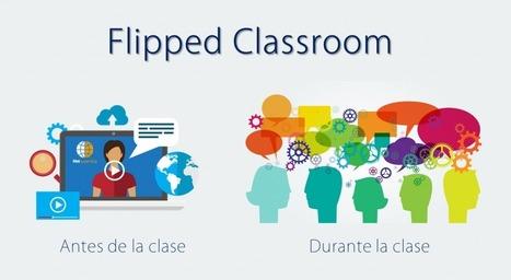 Taller de Flipped Classroom: una experiencia inmersiva | EDUCACIÓN en Puerto TIC | Scoop.it