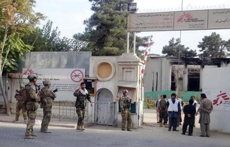 Medical charity: US tank entered bombed Afghan hospital compound without giving notice   Global politics   Scoop.it