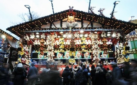 How the Germans have brightened up our Christmas - Telegraph.co.uk   Christmas Ideas and Gifts   Scoop.it